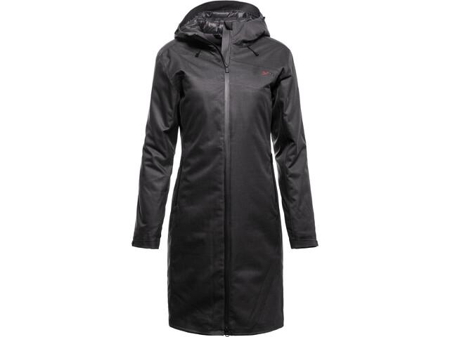 Yeti Stellar Hardshell Down Coat Women black